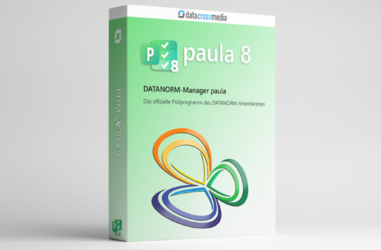 DATANORM-Manager paula